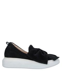 Низкие кеды и кроссовки La blanc