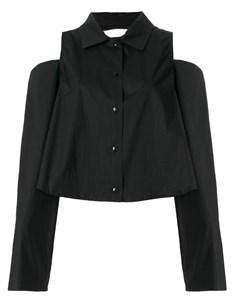 Блузка с вырезными деталями Nelly johansson