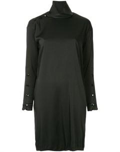 Платье рубашка с завышенной талией 08sircus
