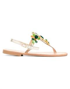 Сандалии Oinousses Christina fragista sandals