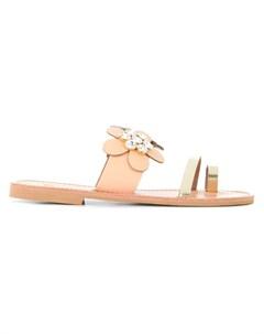 Сандалии Tzia Christina fragista sandals