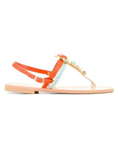 Сандалии Thirassia Christina fragista sandals