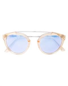 Солнцезащитные очки с голубыми стеклами Westward leaning