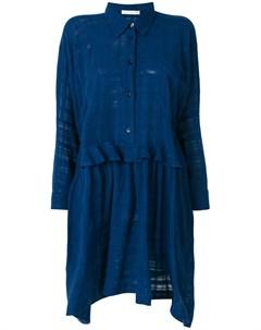 Платье рубашка Peter jensen