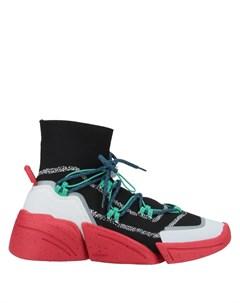Высокие кеды и кроссовки Kenzo