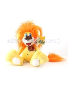 Мягкая игрушка Львенок 23 см Мульти-пульти