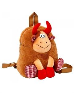 Мягкая игрушка Мешок для подарков Рюкзак Лео Стрекоза