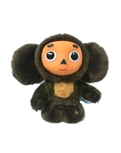 Мягкая игрушка Чебурашка 20 см Мульти-пульти