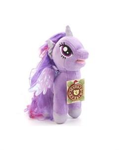 Мягкая игрушка Пони Искорка 18 см Мульти-пульти