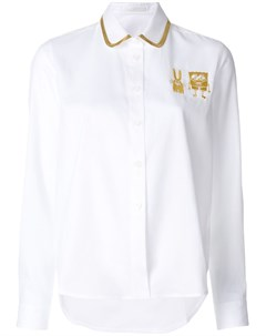 Рубашка с вышивкой Spongebob Peter jensen