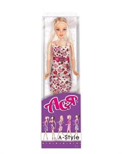 Кукла Ася А стайл 2 28см Toyslab