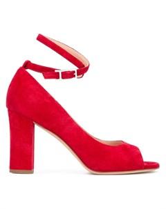 Туфли с открытым носком Unützer