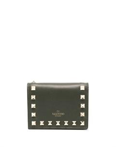 Компактный кошелек Rockstud Valentino garavani
