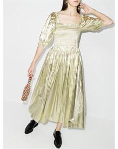 Платье Camilla со сборками Molly goddard