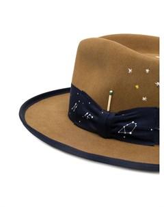 Шляпа федора Roy Nick fouquet