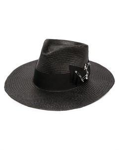 Шляпа федора Midnight Nick fouquet
