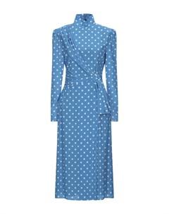 Платье длиной 3 4 Alessandra rich