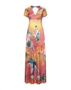 Длинное платье Kitagi®