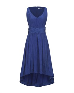 Платье миди Biancoghiaccio