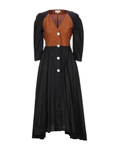 Платье длиной 3 4 Isa arfen