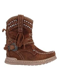 Полусапоги и высокие ботинки El vaquero