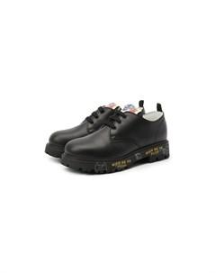 Кожаные туфли Premiata will be