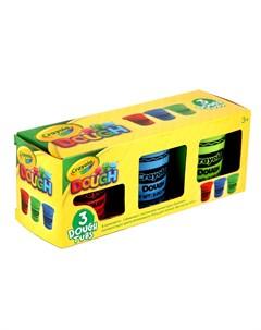 Игровой набор Мини тесто для лепки Crayola