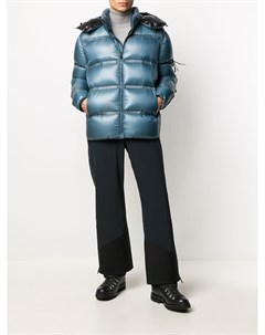 Лыжные брюки с подтяжками Moncler grenoble