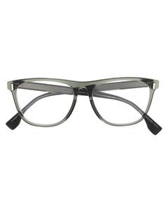 Очки FFM0087 в квадратной оправе Fendi eyewear
