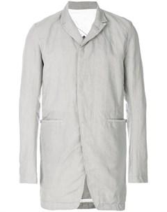Пиджак в утилитарном стиле с карманами Taichi murakami