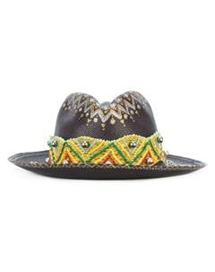 Шляпа Gypsy King Ibo maraca