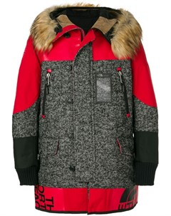 Пальто с капюшоном Junya Watanabe Comme des Garcons x The North Face Junya watanabe comme des garçons man