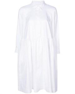 Платье рубашка свободного кроя Peter jensen
