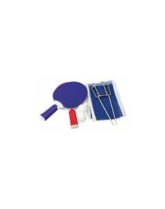 Набор для настольного тенниса 2 ракетки 3 мяча сетка Atemi