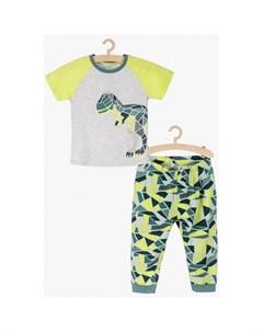 Пижама для мальчиков 1W3901 5.10.15.