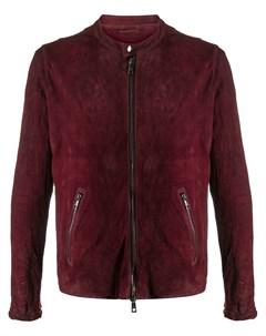 Куртка с воротником стойкой Giorgio brato