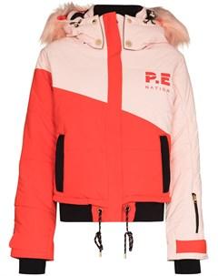 Лыжная куртка Amplitude с капюшоном P.e nation