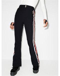 Расклешенные лыжные брюки с лампасами P.e nation
