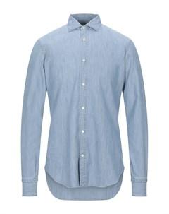 Джинсовая рубашка Aequus napoli