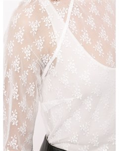 Кружевная блузка Mamacita Skivvy Alice mccall