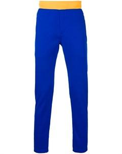Спортивные брюки дизайна колор блок Junya watanabe comme des garçons man