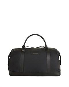 Дорожная сумка с нашивкой логотипом Want les essentiels