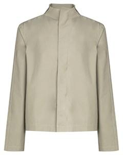 Куртка рубашка с потайной застежкой на пуговицы Sunnei