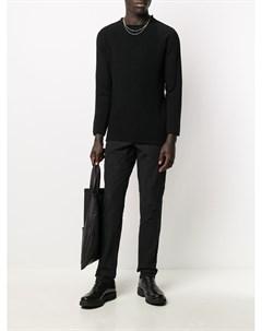 Строгие брюки с завышенной талией Forme d'expression