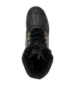 Ботинки хайкеры на шнуровке Tommy hilfiger