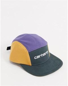 Трехцветная кепка Carhartt wip