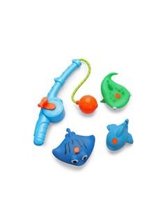 Набор игрушек для ванной Fishman Happy baby