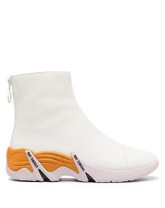 Ботинки Cylon на молнии Raf simons