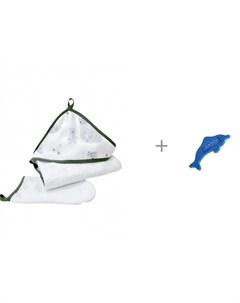 Для купания новорожденных Большая Медведица и термометр для воды Бусинка Дельфин Mom'story design