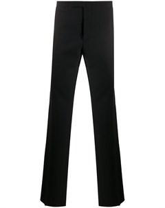 Прямые брюки строгого кроя Raf simons